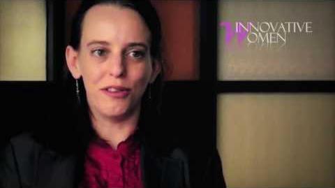 Boardroom Radio Innovative Women Series Angela Beesley