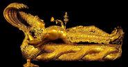 Vishnu navel