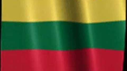 Anthem_Lithuania