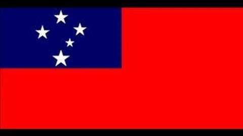 NATIONAL ANTHEM OF SAMOA