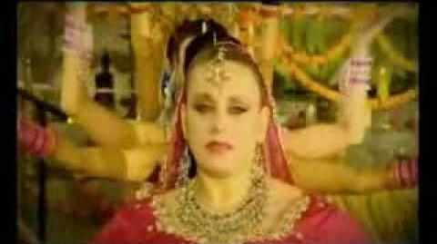 Indian movie - Dana International feat
