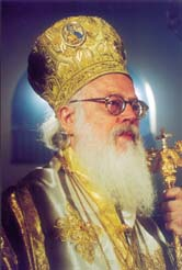 Archbishop Anastasios of Albania