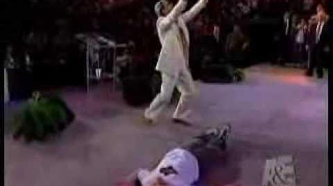 Benny Hinn Let the Bodies Hit the Floor