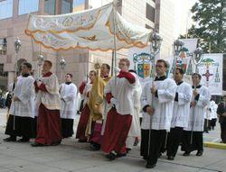 Corpus Christi (feast)