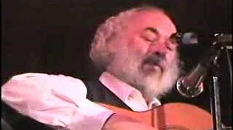 Ruach Weekend 1992 Part 1 Shlomo Carlebach & Dovid Zeller