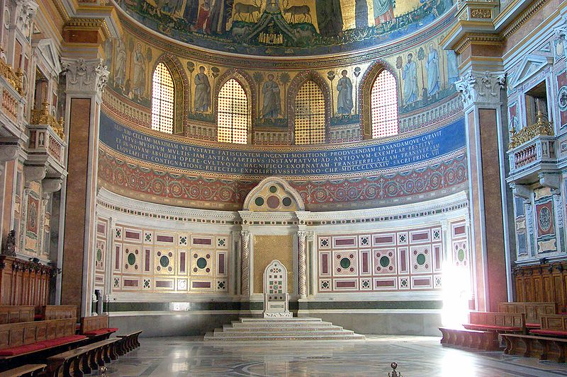 Basilica of St. John Lateran   Religion Wiki   Fandom