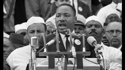 "Martin Luther King, Jr. ""I have a dream"" Full speech (1963 Washington)"