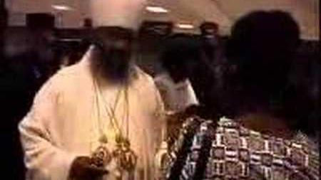 Patriarch Abune Paulos WDC Jyly 17, 2006