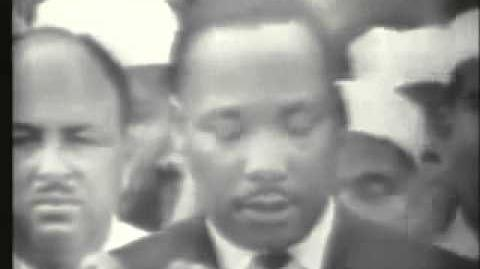 """""""I Have A Dream"""" speech from Martin Luther King, Jr."""