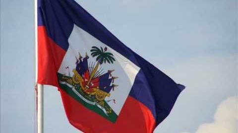 NATIONAL ANTHEM OF HAITI (VOCAL)
