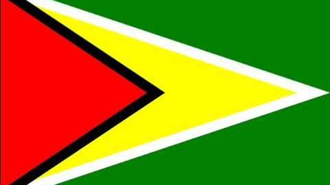 NATIONAL ANTHEM OF GUYANA