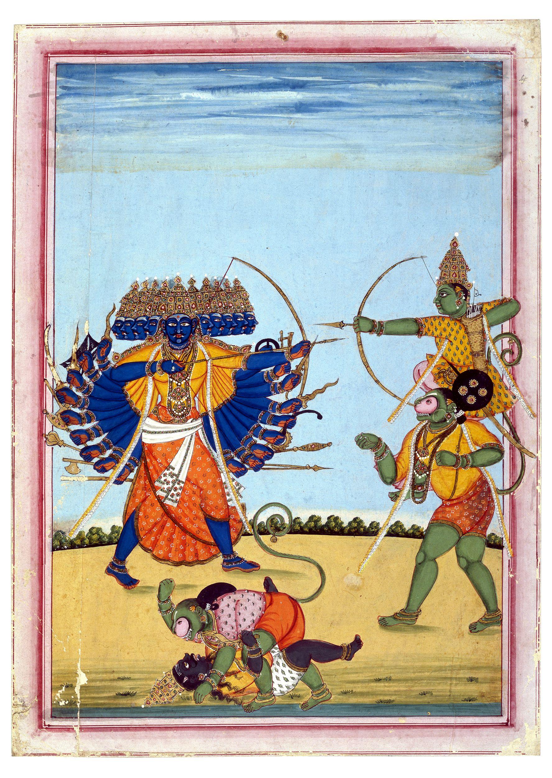 Tamil mythology