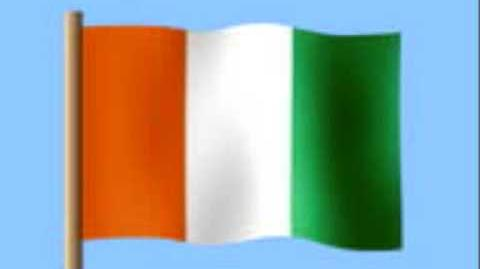 Anthem of Cote d'Ivoire