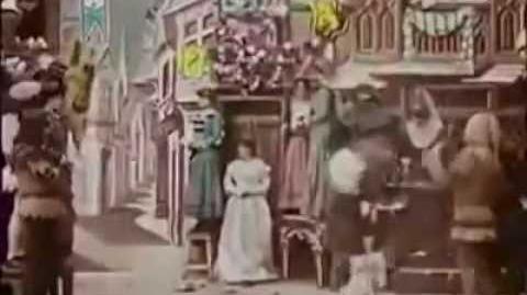 Jeanne d'Arc 1900 Tinted