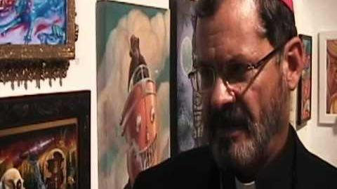 THE DEVIL INSIDE- Archbishop on Real Exorcisms to Movies!