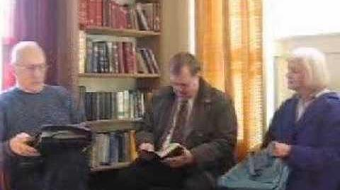 Jehovah's Witness Encounter
