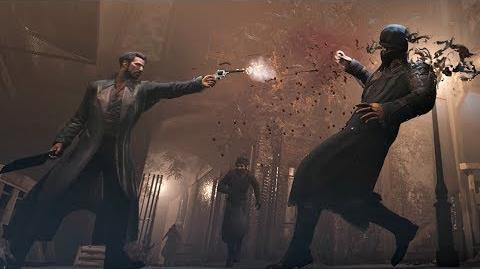 Vampyr Gameplay Showcase - IGN Live E3 2017