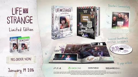Life is Strange Limited Edition Trailer (ESRB)