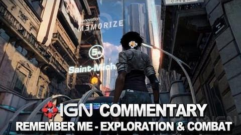 IGN Plays Remember Me - Exploration and Combat