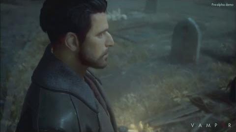Vampyr Gameplay Trailer E3 2016