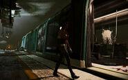 Abandoned Metro