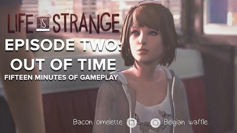 Life Is Strange Episode 2 gameplay - Fifteen minutes of gameplay!