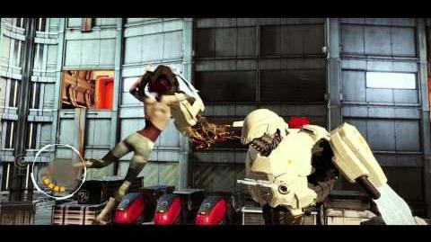 Remember Me - Enemies Trailer (ESRB)