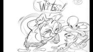 Ren and Stimpy The Wilderness Adventure storyboards Part 1