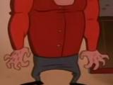 Anthony's dad