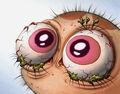 Ren's eyes