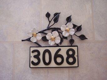 Dogwood House Numbers.jpg