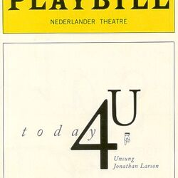 New York Theatre Workshop production