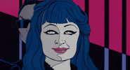 Amber Sweet, credits, comic style