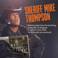 Sheriff Mike Thompson