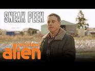 "SYFY's ""Resident Alien"" - Sneak Peek- Harry Learns Basketball - SYFY"