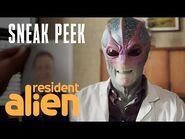 Do Aliens Have Wives? -SNEAK PEEK- - Resident Alien - SYFY