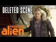 """SYFY's """"Resident Alien"""" - Deleted Scene - SYFY"""