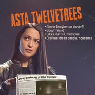 Asta Twelvetrees