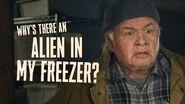Alien In My Freezer