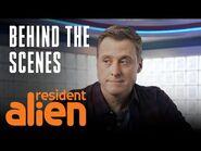 Do Aliens Exercise? - Resident Alien - SYFY