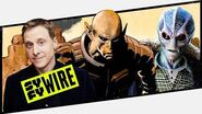 Resident Alien - From Script To Screen SYFY WIRE
