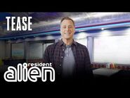 Resident Alien - It's Better Than Good - Premieres January 27 At 10-9c - SYFY