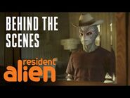 Aliens And Small Towns Are Cool - Resident Alien - SYFY