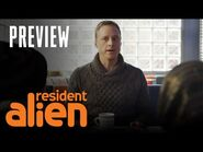 Dwight Is From The Office And Harry Is From Outer Space - Resident Alien - SYFY