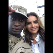 Alex Barima and Mandell Maughan s1 bts