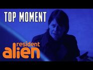 Harry's Ship Is Discovered - Resident Alien - SYFY