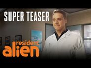 What's Resident Alien About? - Supertease - SYFY