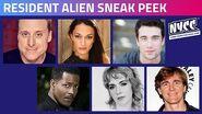 SYFY's Resident Alien Sneak Peek & Cast Interview