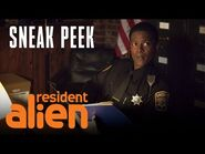Asta And D'Arcy Are Missing -SNEAK PEEK- - Resident Alien - SYFY