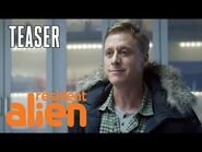 Resident Alien - NFL Flyover - Series Premiere January 27 At 10-9c - SYFY